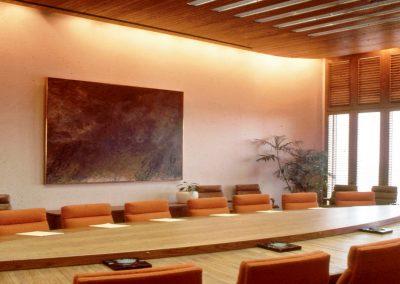 Conoco boardroom
